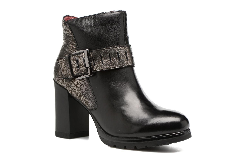Bottines et boots Stonefly Over 10 Noir vue détail/paire