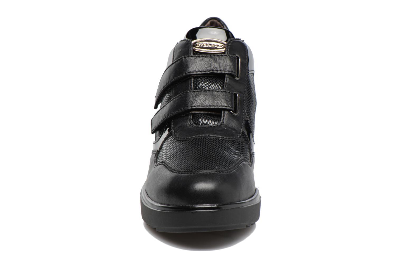 Baskets Stonefly Eclipse 4 Noir vue portées chaussures