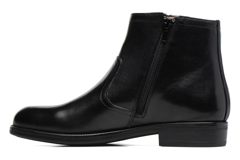 Boots en enkellaarsjes Stonefly Clyde 24 Zwart voorkant