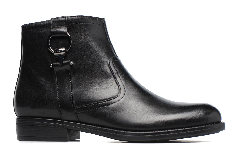Boots en enkellaarsjes Stonefly Clyde 24 Zwart achterkant