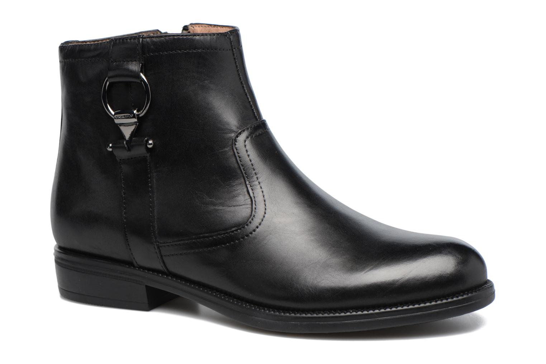 Boots en enkellaarsjes Stonefly Clyde 24 Zwart detail
