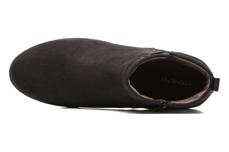 Boots en enkellaarsjes Stonefly Paseo IV 5 Bruin links