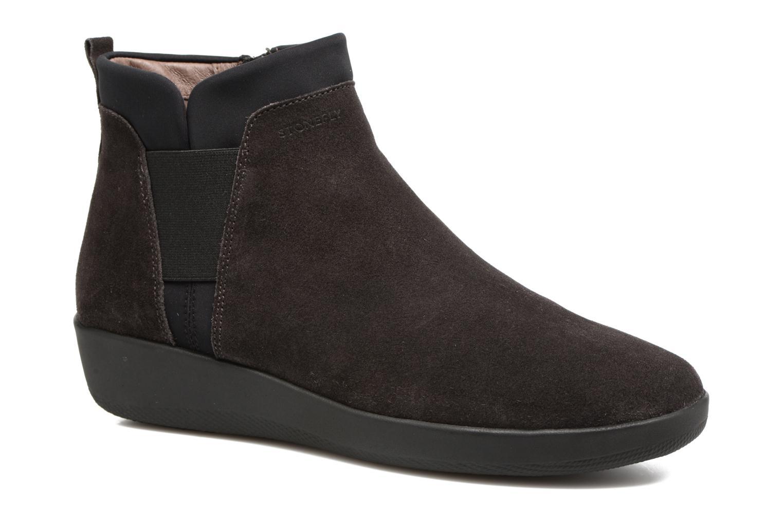 Boots en enkellaarsjes Stonefly Paseo IV 5 Bruin detail