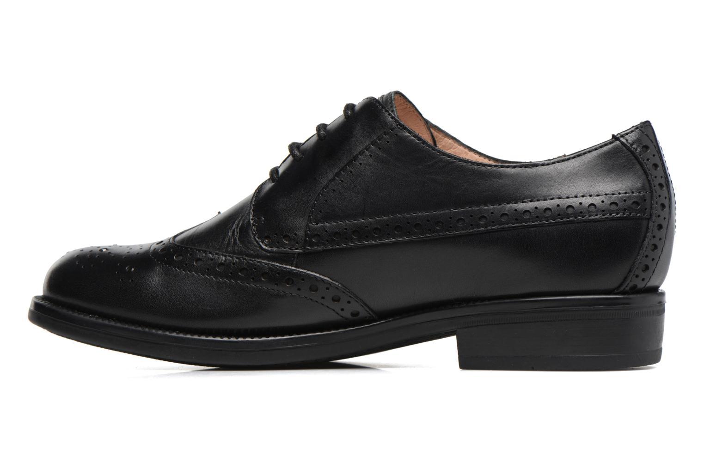 Chaussures à lacets Stonefly Clyde 21 Noir vue face