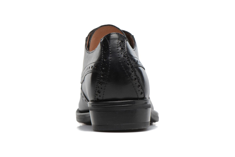 Chaussures à lacets Stonefly Clyde 21 Noir vue droite