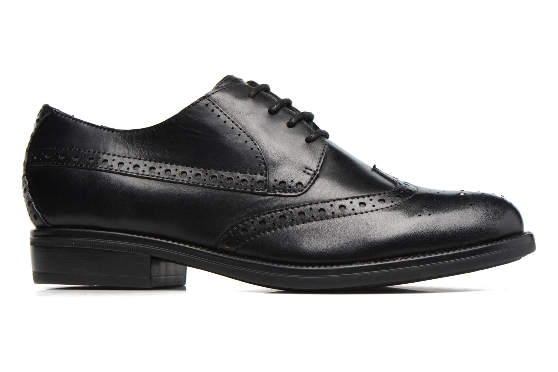 Chaussures à lacets Stonefly Clyde 21 Noir vue derrière
