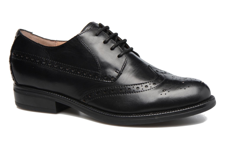 Chaussures à lacets Stonefly Clyde 21 Noir vue détail/paire