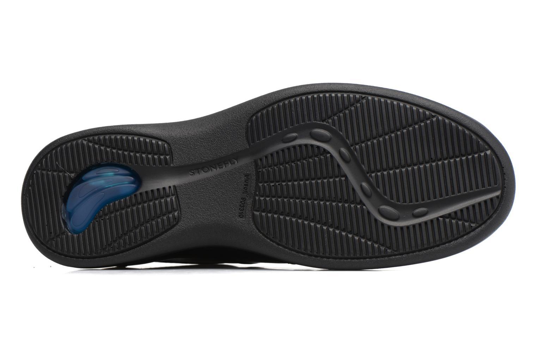 Sneakers Stonefly Season III 24 Zwart boven