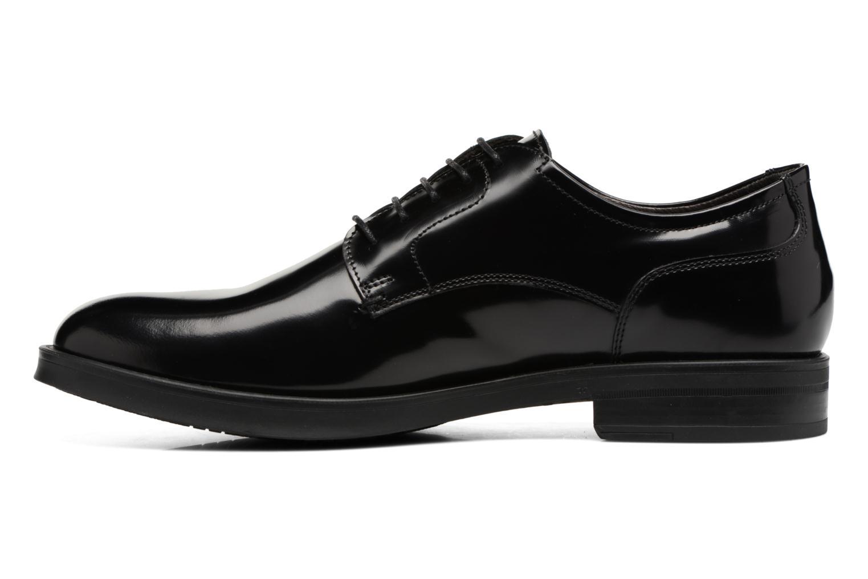 Chaussures à lacets Stonefly Class II 6 Noir vue face