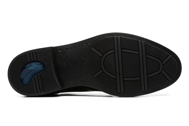 Chaussures à lacets Stonefly Class II 6 Noir vue haut