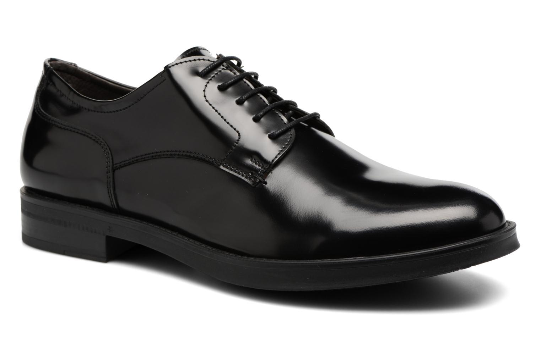Chaussures à lacets Stonefly Class II 6 Noir vue détail/paire