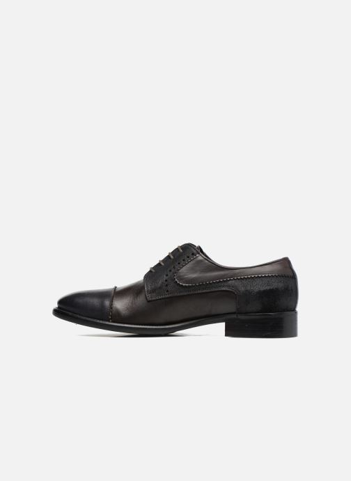 Lace-up shoes Marvin&co Daverton Brown front view