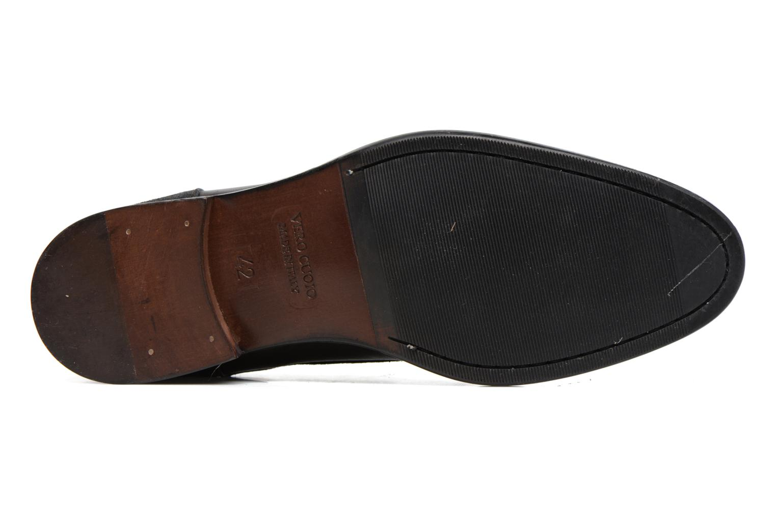 Chaussures à lacets Marvin&Co Daverton Marron vue haut