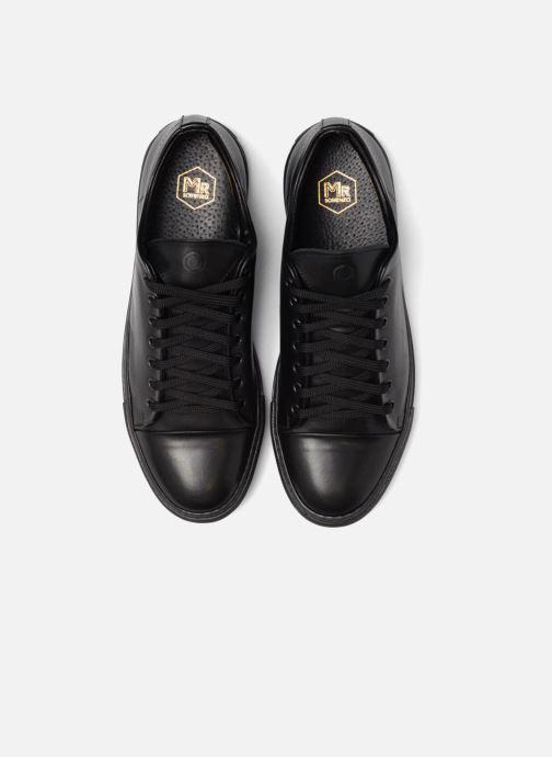 Sneakers Mr SARENZA Doubia Nero modello indossato