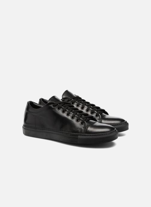 Sneaker Mr SARENZA Doubia schwarz ansicht von hinten