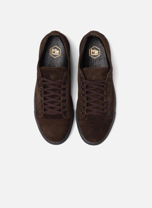 Sneaker Mr SARENZA Doubia braun schuhe getragen