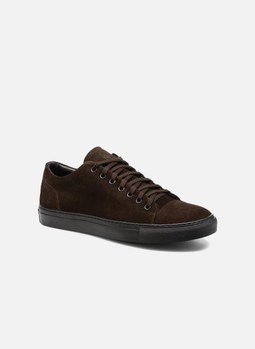 Sneaker Mr SARENZA Doubia braun ansicht von rechts