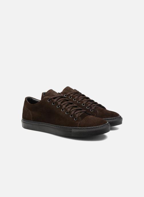 Sneaker Mr SARENZA Doubia braun ansicht von hinten