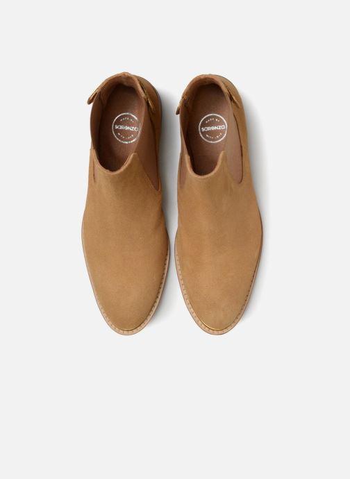 Stiefeletten & Boots Made by SARENZA Carioca Crew Boots #3 beige schuhe getragen