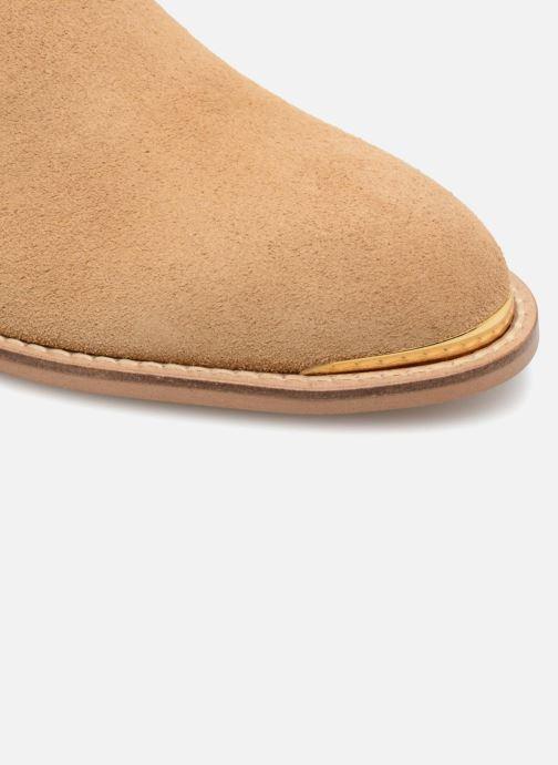 Stiefeletten & Boots Made by SARENZA Carioca Crew Boots #3 beige ansicht von links