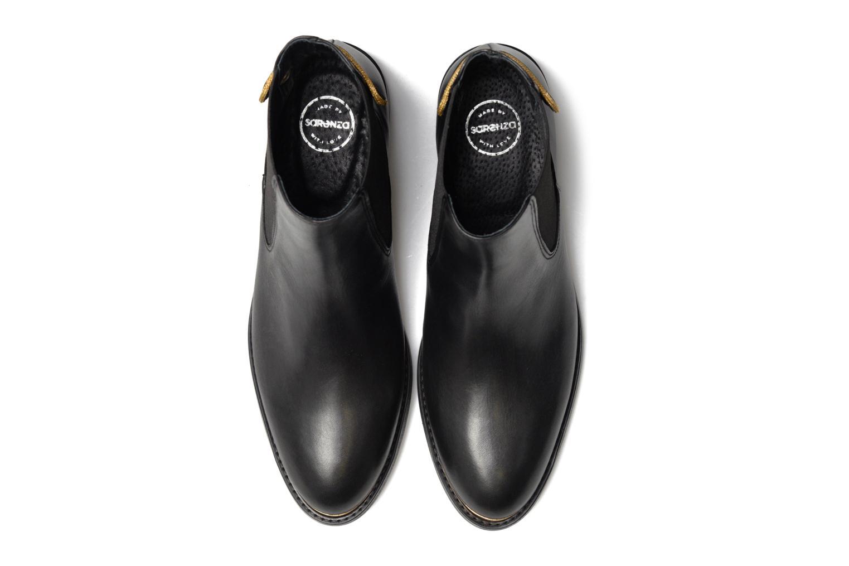 Boots Made by SARENZA Carioca Crew Boots #3 Svart bild av skorna på