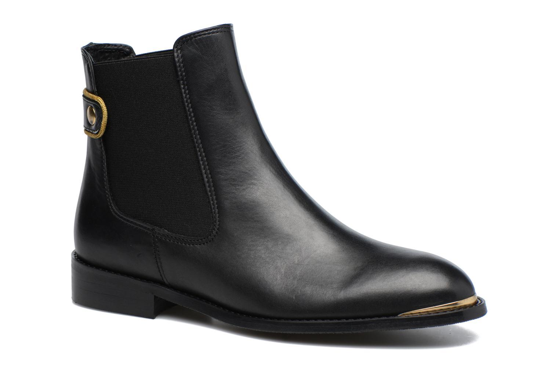 Bottines et boots Made by SARENZA Carioca Crew Boots #3 Noir vue droite