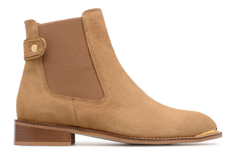 Bottines et boots Made by SARENZA Carioca Crew Boots #3 Beige vue détail/paire