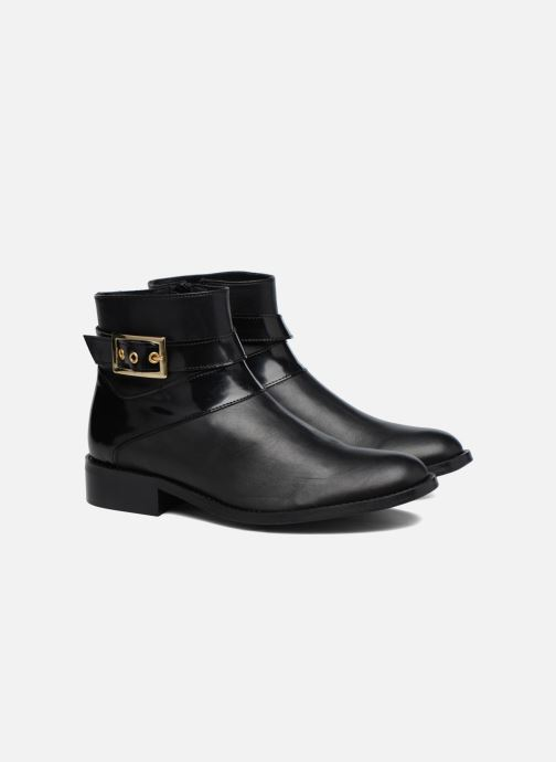 By Boots Chez303854 Sarenza Et Made Camp23noirBottines wPX8Okn0