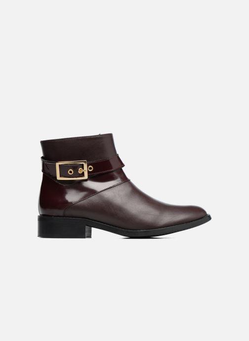 a248485954bf3 Bottines et boots Made by SARENZA Boots Camp  23 Bordeaux vue détail paire