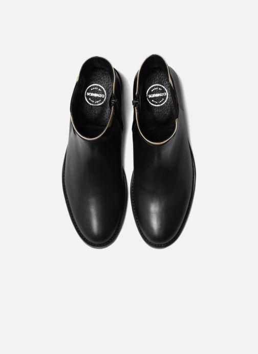 Botines  Made by SARENZA Boots Camp #21 Negro vista del modelo