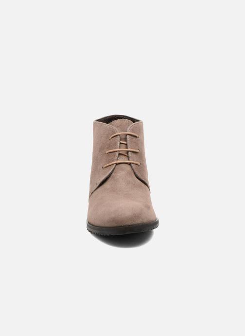 Bottines et boots Hush Puppies Colali Marron vue portées chaussures