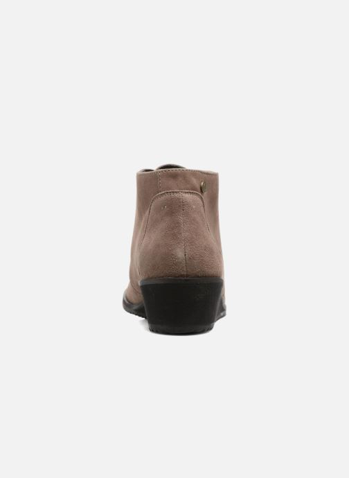 Bottines et boots Hush Puppies Colali Marron vue droite
