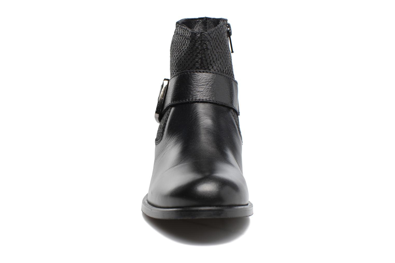 Bottines et boots Hush Puppies Doran Noir vue portées chaussures