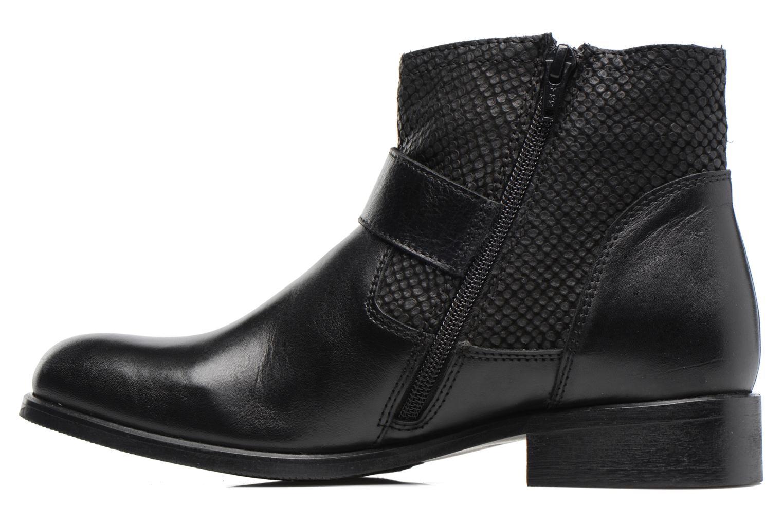 Bottines et boots Hush Puppies Doran Noir vue face