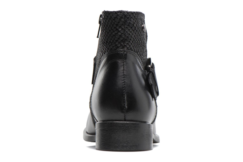 Bottines et boots Hush Puppies Doran Noir vue droite
