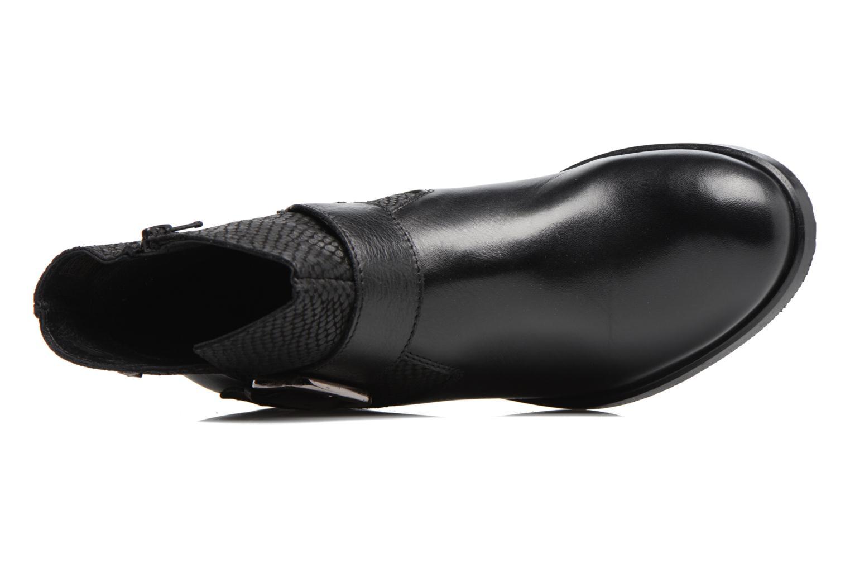 Bottines et boots Hush Puppies Doran Noir vue gauche