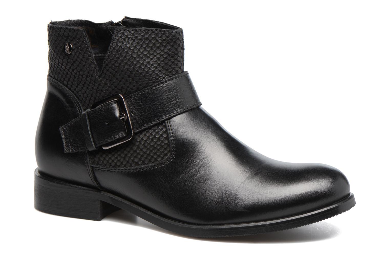 Bottines et boots Hush Puppies Doran Noir vue détail/paire