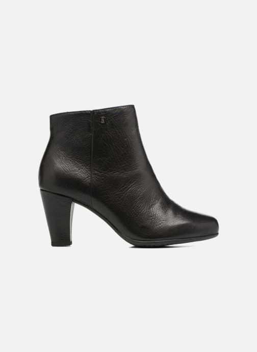 Bottines et boots Hush Puppies Morning Noir vue derrière