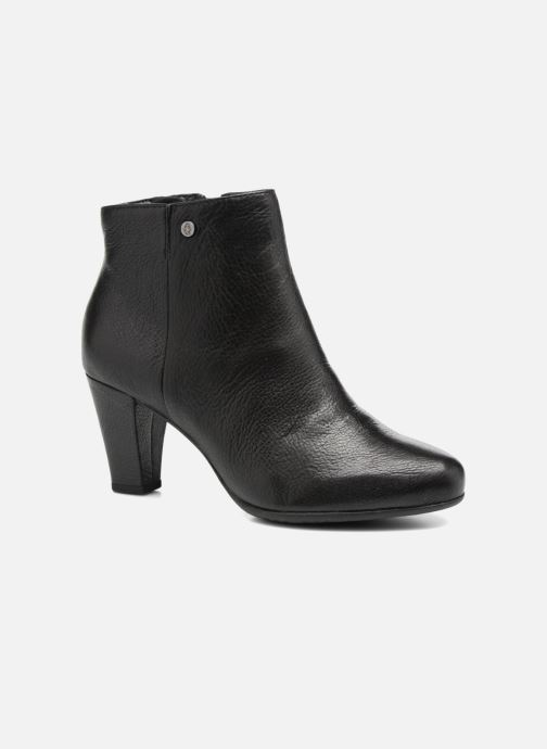 Bottines et boots Hush Puppies Morning Noir vue détail/paire