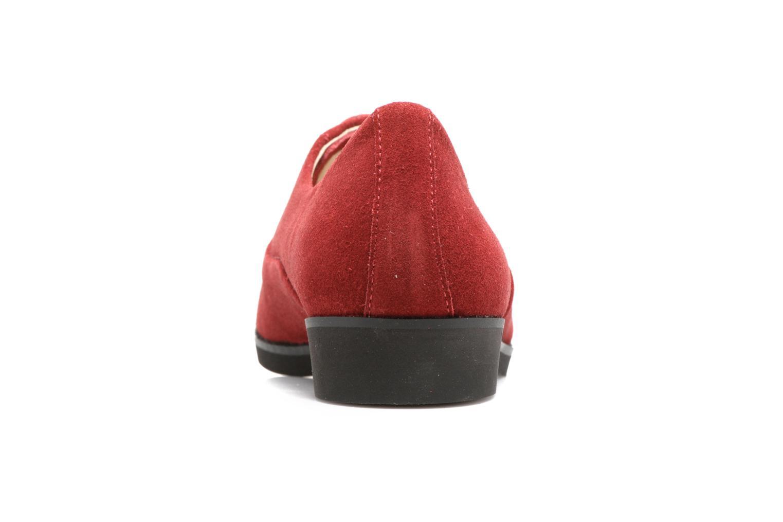 Los últimos zapatos de descuento para hombres y mujeres Amou  Hush Puppies Amou mujeres (Rojo) - Zapatos con cordones en Más cómodo d00c8c