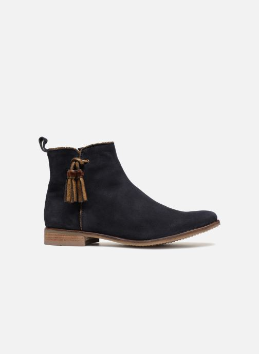 Bottines et boots Adolie Odeon Preppy Bleu vue derrière