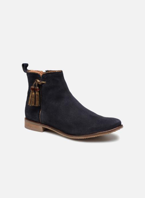 Bottines et boots Adolie Odeon Preppy Bleu vue détail/paire