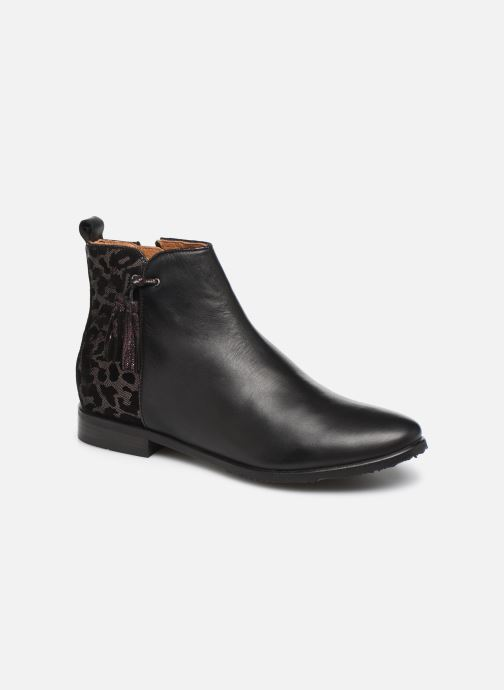 Bottines et boots Adolie Odeon Preppy Noir vue détail/paire