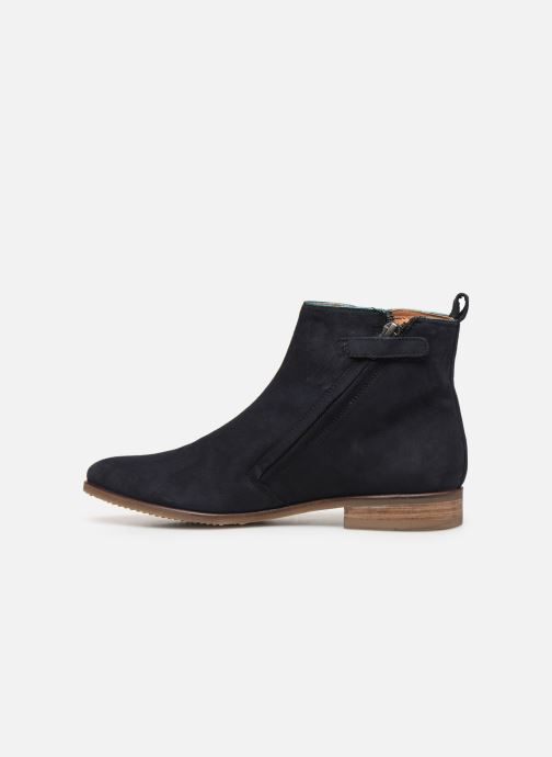 Ankle boots Adolie Odeon Preppy Blue front view