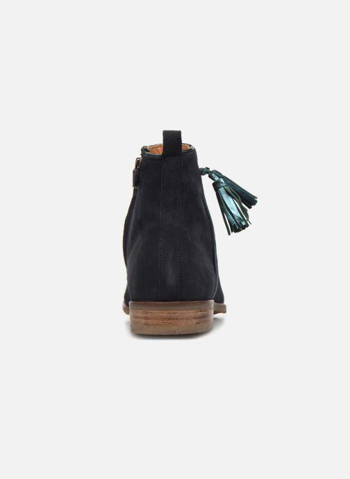 Boots en enkellaarsjes Adolie Odeon Preppy Blauw rechts