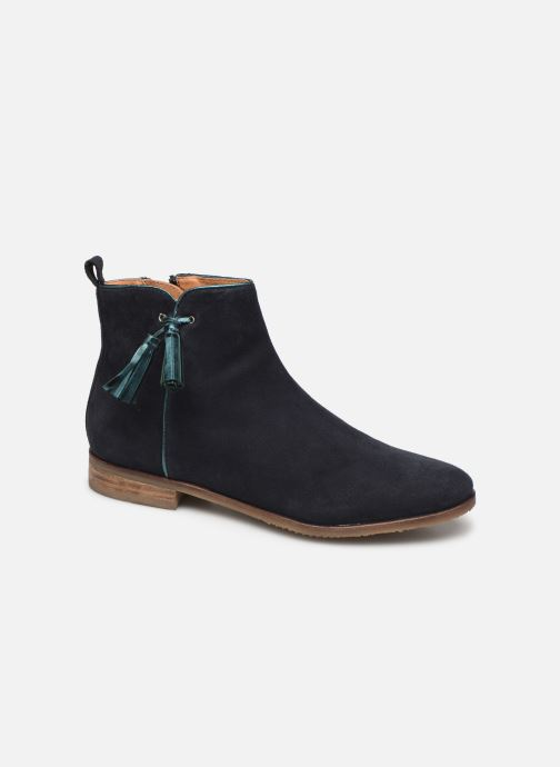 Ankle boots Adolie Odeon Preppy Blue detailed view/ Pair view