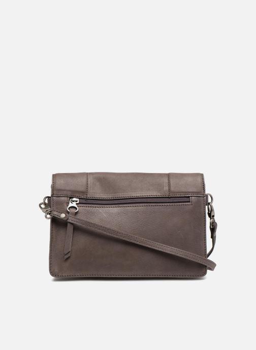Handtaschen Sabrina Philippine braun ansicht von vorne
