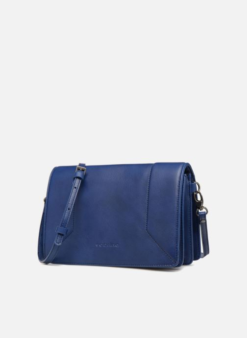 Handtaschen Sabrina Philippine blau schuhe getragen