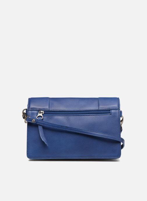 Handtaschen Sabrina Philippine blau ansicht von vorne