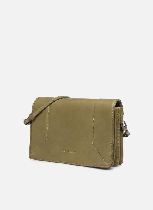 Bolsos de mano Sabrina Philippine Verde vista del modelo